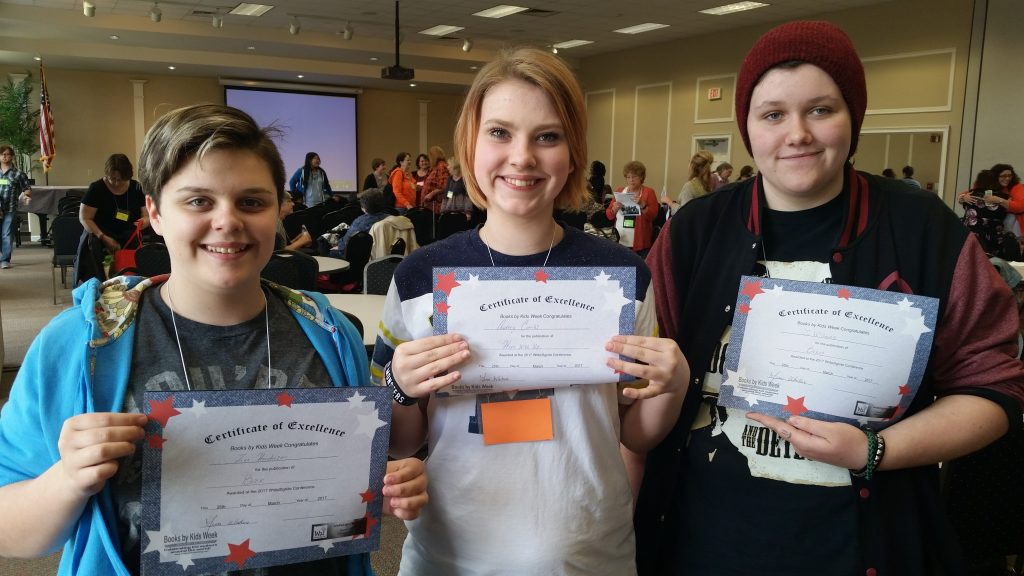 Winners of Short Story Contest at North Greenville University