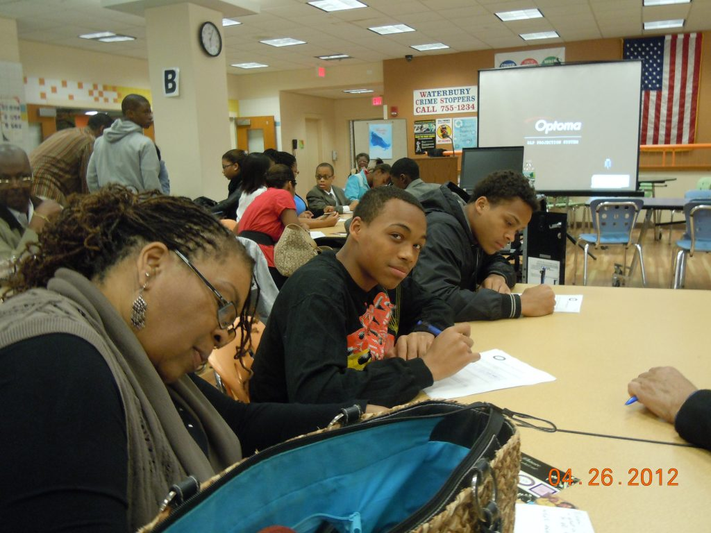 Granville Academy Teen Workshop