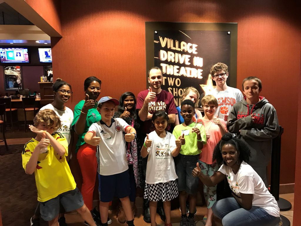 Become A Movie Critic Camp at The Movie Tavern