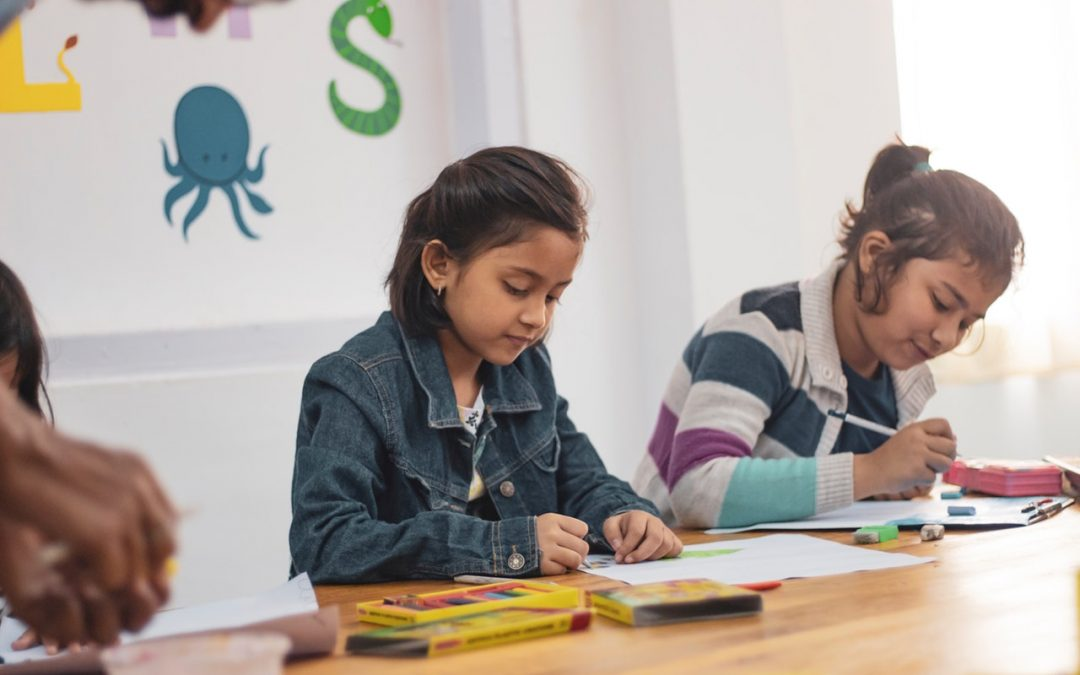 Top 5 Signs You Have a Creative Child