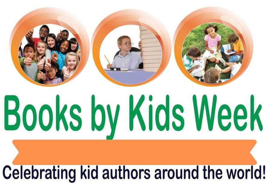 It's Books By Kids Week!